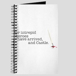 Our intrepid heroes Journal