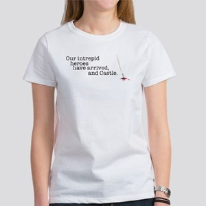 Our intrepid heroes Women's T-Shirt