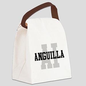 AI Anguilla Canvas Lunch Bag