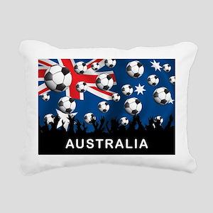 Australia World Cup Rectangular Canvas Pillow