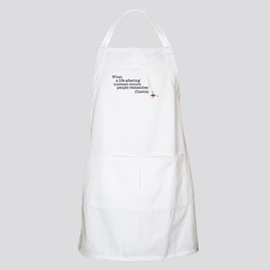 Life altering moment Apron