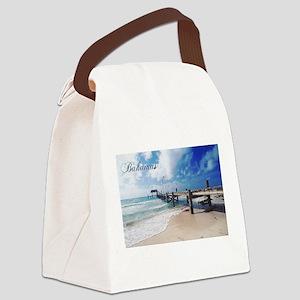 Bahamas Canvas Lunch Bag