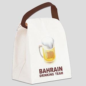 Bahrain Drinking Team Canvas Lunch Bag