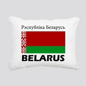 Belarus Rectangular Canvas Pillow