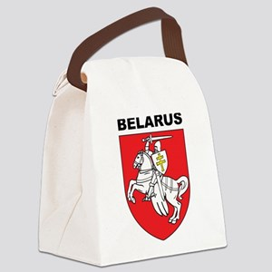 Belarus Canvas Lunch Bag