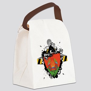 Hip Belarus Canvas Lunch Bag