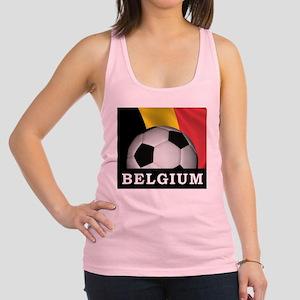 World Cup Belgium Racerback Tank Top