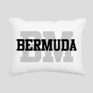 BM Bermuda Rectangular Canvas Pillow