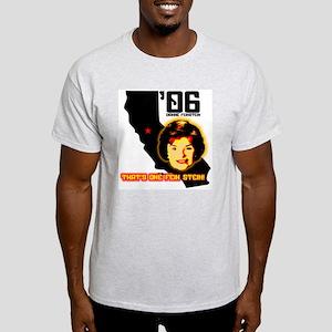One Fein Stein Ash Grey T-Shirt