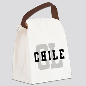 CL Chile Canvas Lunch Bag