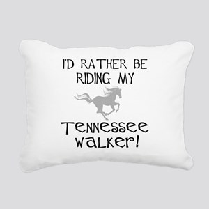 Rather-Tennessee Walker Rectangular Canvas Pillow