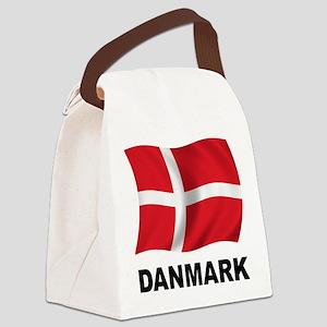 Danmark Canvas Lunch Bag