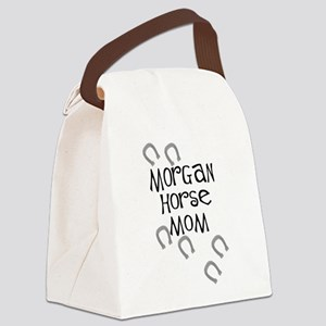 morgan horse mom Canvas Lunch Bag