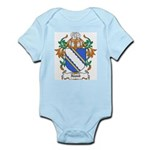 Aland Coat of Arms Infant Creeper