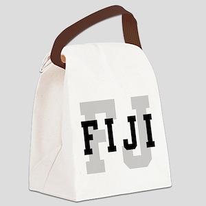 FJ Fiji Canvas Lunch Bag