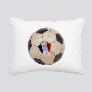 France Football Rectangular Canvas Pillow