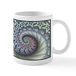 Star Spangled Spiral Mug