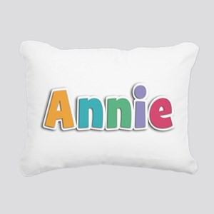 Annie Rectangular Canvas Pillow