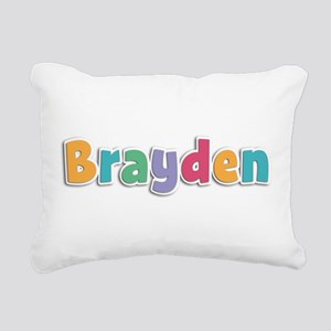 Brayden Rectangular Canvas Pillow