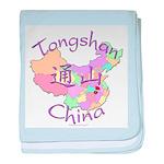 Tongshan China baby blanket