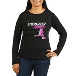 Energizer Honey Women's Long Sleeve Dark T-Shirt