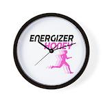 Energizer Honey Wall Clock