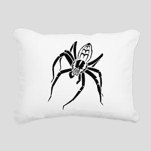 spider Rectangular Canvas Pillow