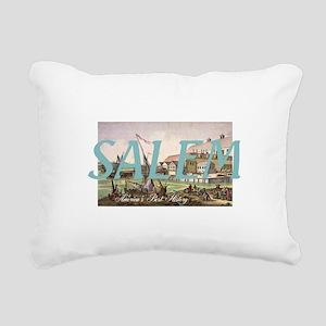 ABH Salem Rectangular Canvas Pillow