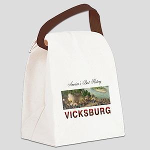 ABH Vicksburg Canvas Lunch Bag
