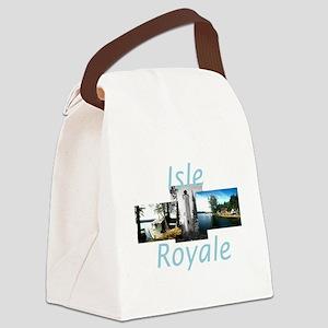 ABH Isle Royale Canvas Lunch Bag
