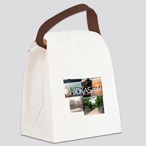chickasaw Canvas Lunch Bag