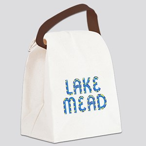 ABH Lake Mead Canvas Lunch Bag