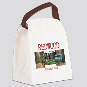 Redwood Americasbesthistory.com Canvas Lunch Bag
