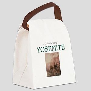 Yosemite Americasbesthistory.com Canvas Lunch Bag