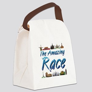 Amazing Race Canvas Lunch Bag