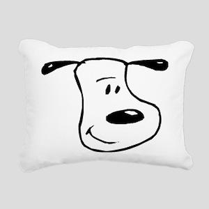 Snoopy Rectangular Canvas Pillow