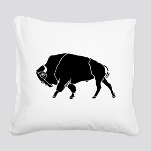 sil 057 Square Canvas Pillow