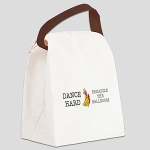 dancehard2 Canvas Lunch Bag