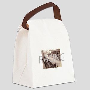 carraceos2 Canvas Lunch Bag