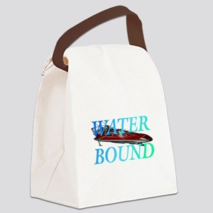 Water Bound Canvas Lunch Bag