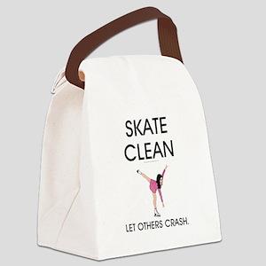 skatecleanm Canvas Lunch Bag
