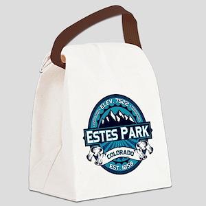 Estes Park Ice Canvas Lunch Bag