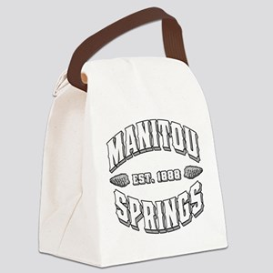 Manitou Springs Old Style Darks Canvas Lunch B