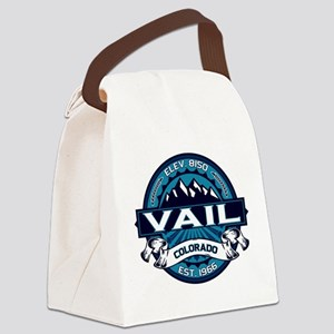 Vail Ice Canvas Lunch Bag