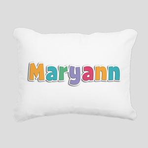 Maryann Rectangular Canvas Pillow