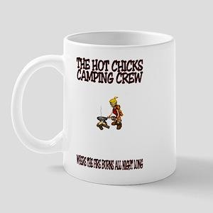 Camping Crew Mugs