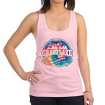 Grand Lake Old Circle Racerback Tank Top