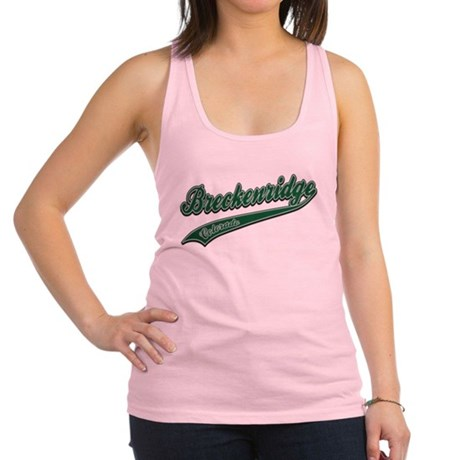 Breckenridge Tackle and Twill.png Racerback Tank T
