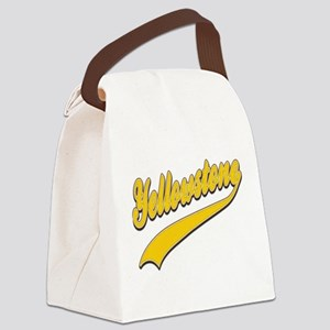 Yellowstone Tackle and Twill Canvas Lunch Bag