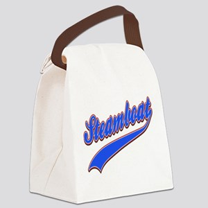Steamboat Tackle and Twill Canvas Lunch Bag